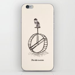 The Little Inventor iPhone Skin