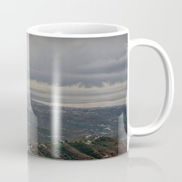 Nerja Andalucia Costa del Sol Spain Coffee Mug