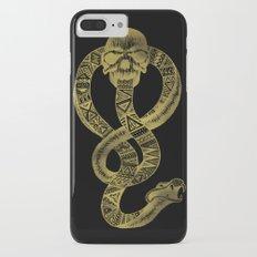 The Dark Mark in Gold Slim Case iPhone 7 Plus