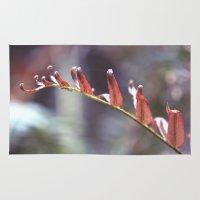 fern Area & Throw Rugs featuring Fern by rossco