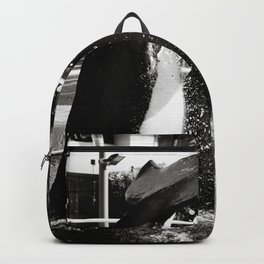 Whale Tail Backpack