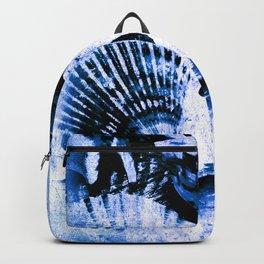 Marine Treasure, Blue Surf Backpack