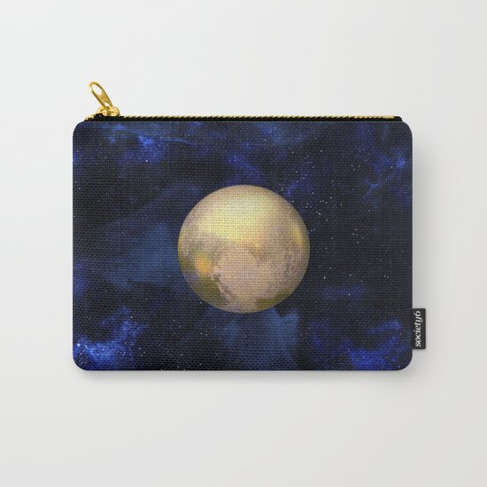Hello Pluto! Carry-All Pouch