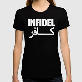 Infidel Sanscript T-shirt