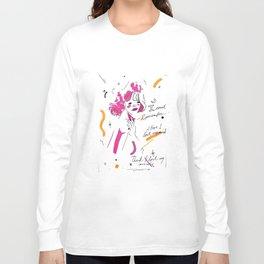 sin recuerdos Long Sleeve T-shirt
