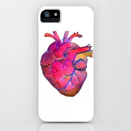 ALTERED Anatomical Heart iPhone Case