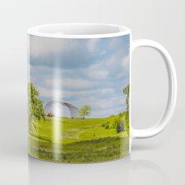 Jumbled Abandoned Farm, Burleigh County, North Dakota 1 Coffee Mug
