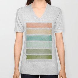 Vintage Colors Unisex V-Neck