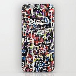 SLUT POWER iPhone Skin