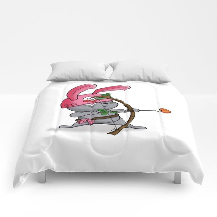 Be Mine! (Girl Ver.) Comforters