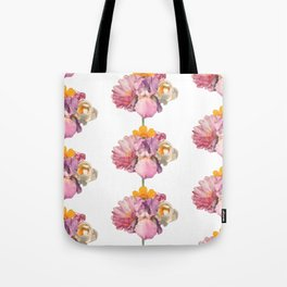 polly (pattern) Tote Bag