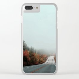 Free Way Clear iPhone Case