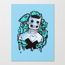 Zacharie Canvas Print