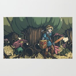Link to the Past Rug