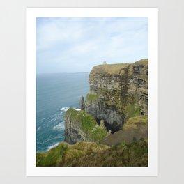 Cliffs of Moher 2 Art Print