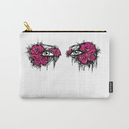 If I Could hide your eyes  Carry-All Pouch