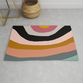 Everyone Likes These Kind of Stripes Rug