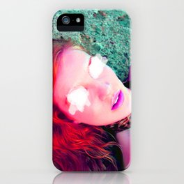 Another Red Head  iPhone Case