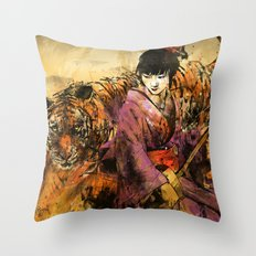 Common Ground Throw Pillow