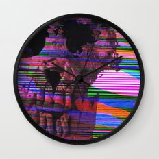 Fuck Swag (Lust in the Woods) Wall Clock