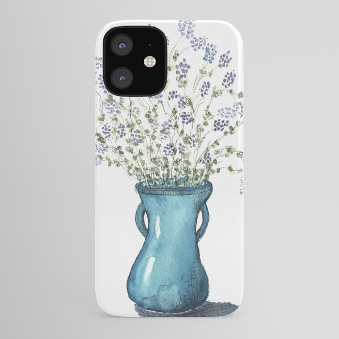 Alfalfa Bouquet iPhone Case