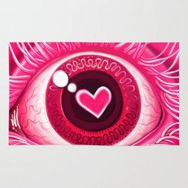 Eye Heart You Rug
