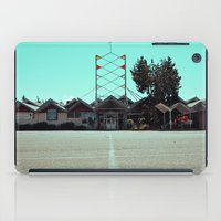 mid century iPad Cases featuring The Mid-Century dream by Vorona Photography
