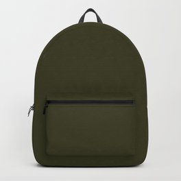Garden Boot Green in an English Country Garden Backpack