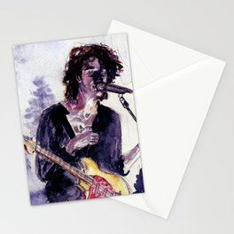 When the smoke is in your eyes  Stationery Cards