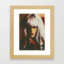 Agents Framed Art Print