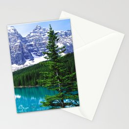 Canadian Wonder: Moraine Lake Stationery Cards
