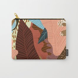Earthy Forest Carry-All Pouch