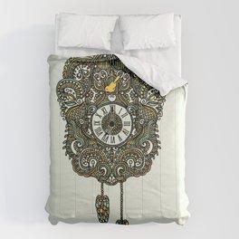Cuckoo Clock Nest Comforters