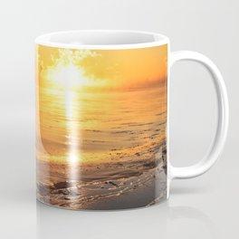 Lake Superior Sunrise Coffee Mug