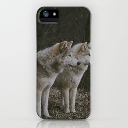 Cana and Logan iPhone Case