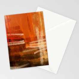 Hot summer-été brûlant- Mirage Stationery Cards