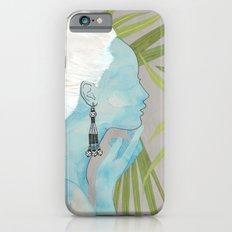 girls with silver jewelry / palmiye II iPhone 6s Slim Case