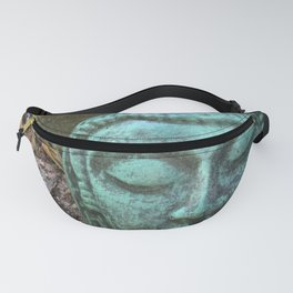 Earth Buddha by Mandy Ramsey, Haines, Alaska Fanny Pack