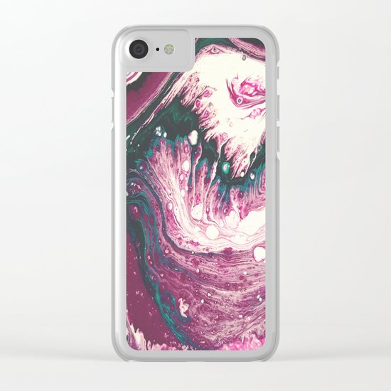 Shaman Clear iPhone Case