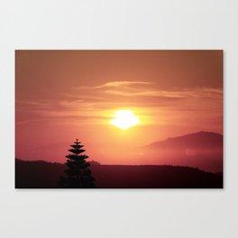 lomo-love Canvas Print