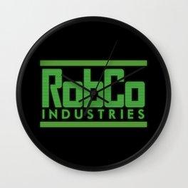 Robco Industries Wall Clock