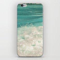 SIMPLY SPLASH iPhone & iPod Skin