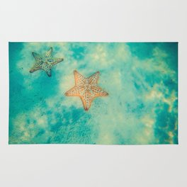 The star of the sea Rug