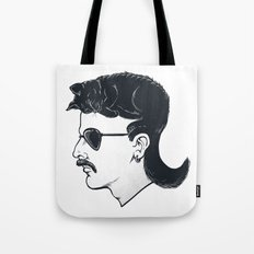 The Mullet Tote Bag