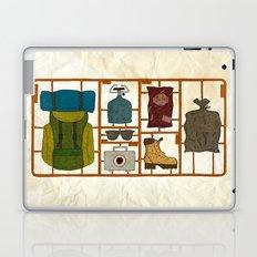 Camping Kit Laptop & iPad Skin