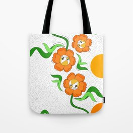 Cagney Carnation Tote Bag