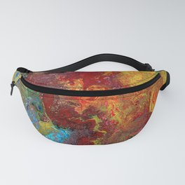 Color Fantasy Fanny Pack