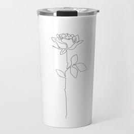 Fragile Rose Travel Mug