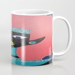 Asterid Ascending Coffee Mug