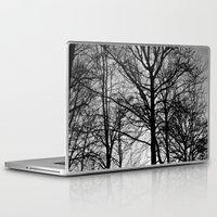 stark Laptop & iPad Skins featuring Stark by MLauxDesign